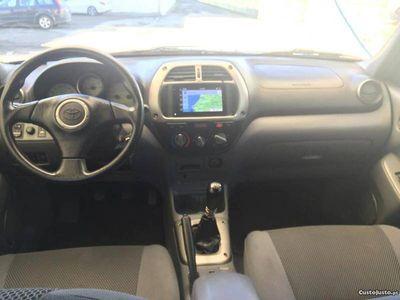 usado Toyota RAV4 de 2003,único dono com 187 mil klm ! -