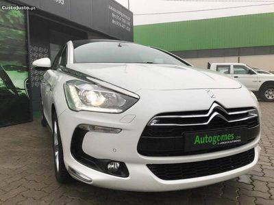 usado Citroën DS5 HYBRID4 SPORT CHIC -
