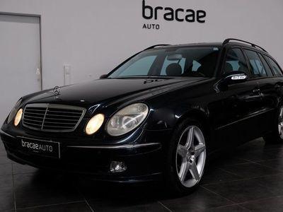usado Mercedes E220 CDI Station Avantgarde