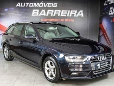usado Audi A4 avant 2.0 TDi Multitronic Nav