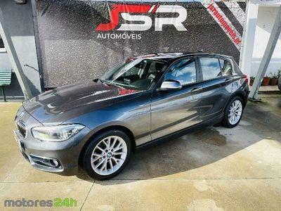 usado BMW 116 Série 1 d Line Sport Auto