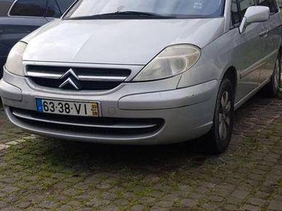 usado Citroën C8 7 lugares