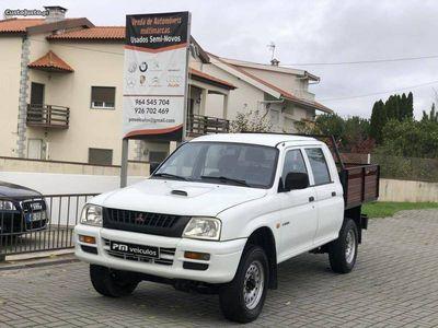 usado Mitsubishi L200 2.5 TD 4X4