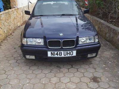 usado BMW 318 Papers english