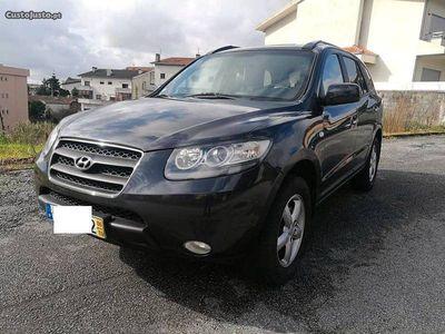 usado Hyundai Santa Fe 2.2 CRDi 7 Lugares