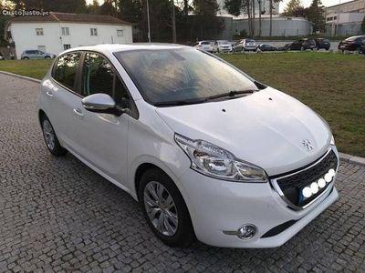 brugt Peugeot 208 1.4 HDI C/GPS