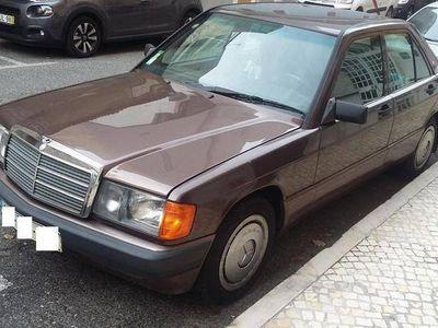 usado Mercedes 190 1.8