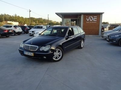usado Mercedes C220 Elegance 143cv