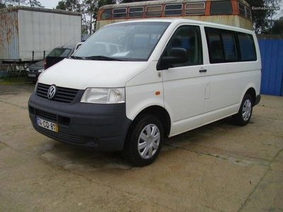 usado VW Transporter 6 Lug