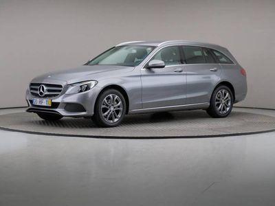 usado Mercedes C200 d Avantgarde Aut.