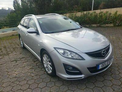 usado Mazda 6 MZR-CD 2.2 Sport