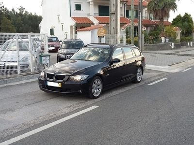 usado BMW 320 Série 3 d Touring Exclusive (163cv) (5p)