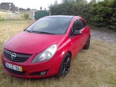 usado Opel Corsa black edition