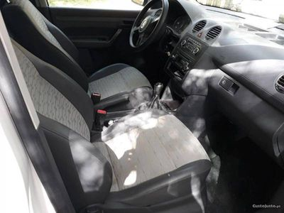 usado VW Caddy 1.6 tdi extra