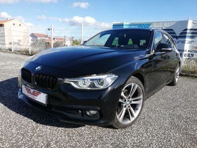 usado BMW 320 DA Touring SPORT GPS Plus