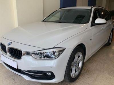 usado BMW 318 d Touring Line Sport Auto