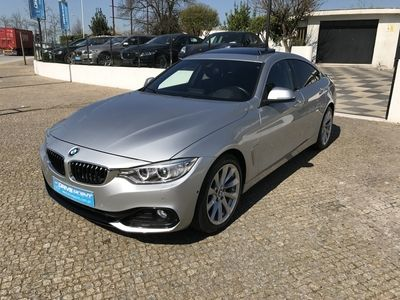 usado BMW 420 Gran Coupé d Line Sport Auto 190 Cv