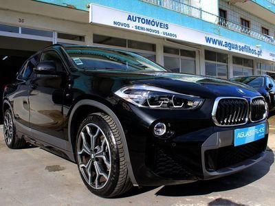 usado BMW X2 16D S Drive (CX.Auto) Pack M LED+GPS