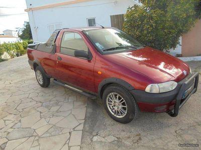 gebraucht Fiat Strada 1.9d COM ESTRAS