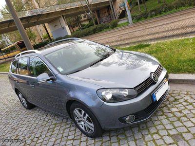 gebraucht VW Golf 1.6 tdi 105cv