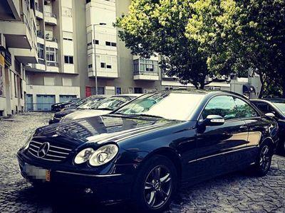 usado Mercedes CLK200 Avantgarde