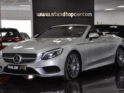 usado Mercedes S500 Cabrio AMG Line