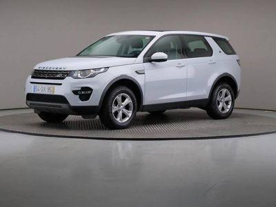 usado Land Rover Discovery Sport 2.0 TD4 SE 7L A