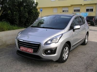 usado Peugeot 3008 1.6 BlueHDI Businees Pack