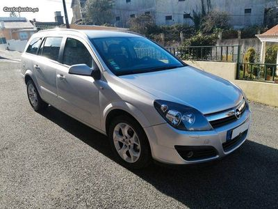 usado Opel Astra cdti caravan