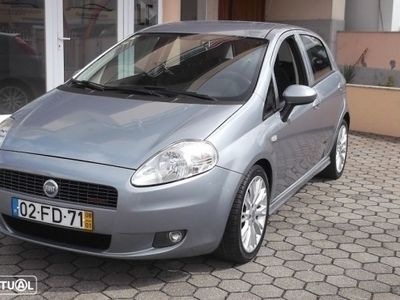 usado Fiat Grande Punto 1.3 MULTIJET SPORT