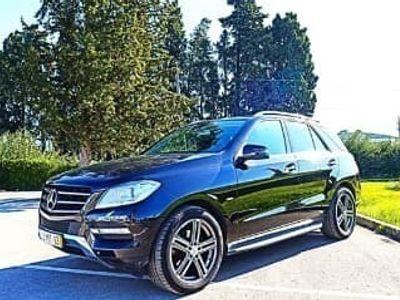 usado Mercedes ML250 ClasseBlueTEC (204cv) (5p)