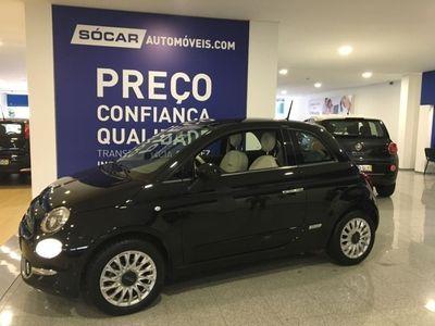 usado Fiat 500 NACIONAL CAIXA AUTOMATICA 1.2 NEW LOUNGE