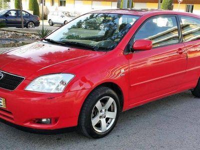 usado Toyota Corolla 1.4 Gasolina com AC -
