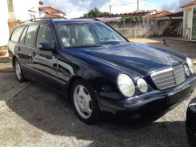 usado Mercedes E220 cdi cx aut.(143cv)