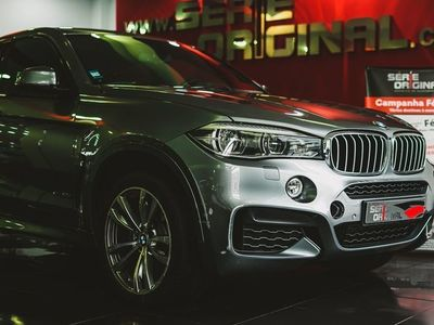 usado BMW X6 40D Pack M