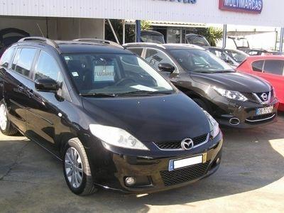 used Mazda 5 MZR-CD 7 LUGARES