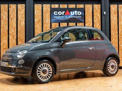 usado Fiat 500 LOUNGE