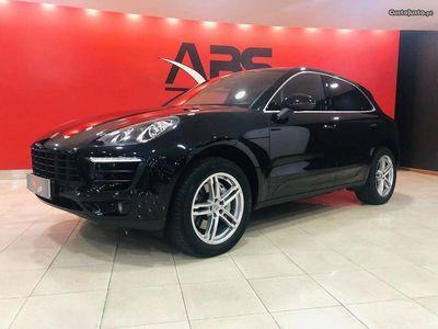 gebraucht Porsche Macan S Outros3.0d