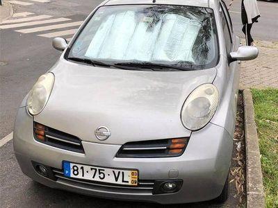 usado Nissan Micra Acenta