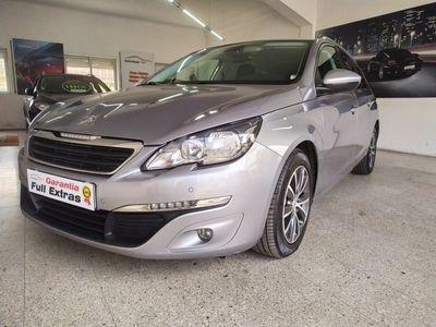 usado Peugeot 308 1.6eHDI ALLURE-120cv