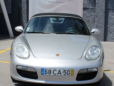 brugt Porsche Boxster CABRIO