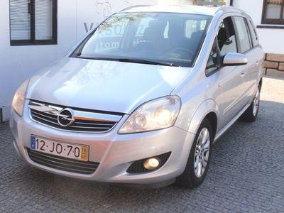 brugt Opel Zafira 1.7 CDTI 125 cv