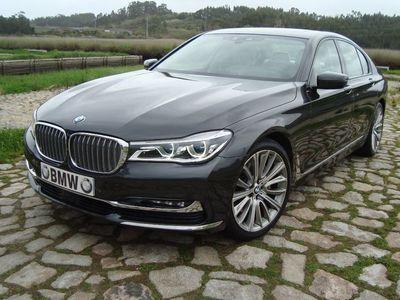 usado BMW 740 d xDrive
