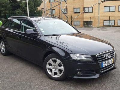 usado Audi A4 Avant 2.0 TDI 143cv GPS