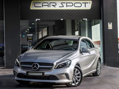 used Mercedes A180 CDI style