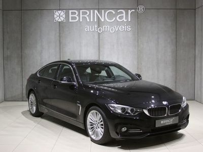 usado BMW 420 Gran Coupé d Luxury Auto