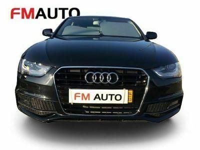 usado Audi A4 2.0 TDI S-LINE 136 cv