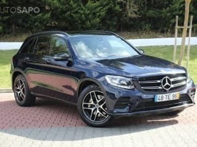 usado Mercedes GLC250 Classed AMG 4-Matic (204cv) (5p), Diesel