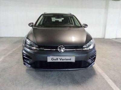 usado VW Golf 1.6 TDI 115cv R-Line Variant 2018
