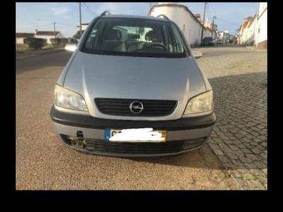 usado Opel Zafira Ano 2000